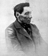 Chippewa tribesman photo