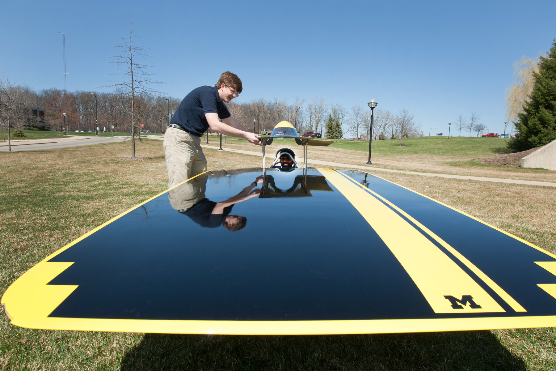 Michigan Solar Car