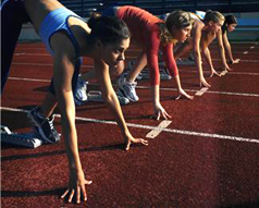 False starts can sneak by in women's sprinting