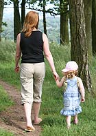 Mom's lead exposure linked to higher blood pressure in their daughters. Photo courtesy of Morguefile.com user hotblack