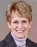 President Mary Sue Coleman